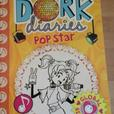 5 X Dork diaries books