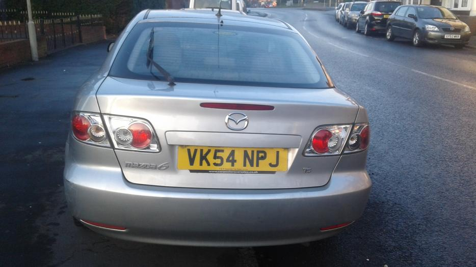 Mazda 6 Ts 2 Litre Diesel 5door Hatchback 04 Plate Brierley Hill Sandwell