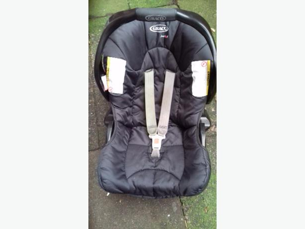 graco junior car seat.