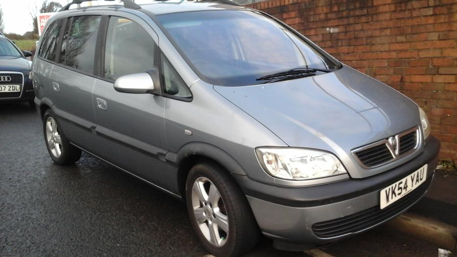Vauxhall Zafira 54 Reg Look Dudley Sandwell Mobile