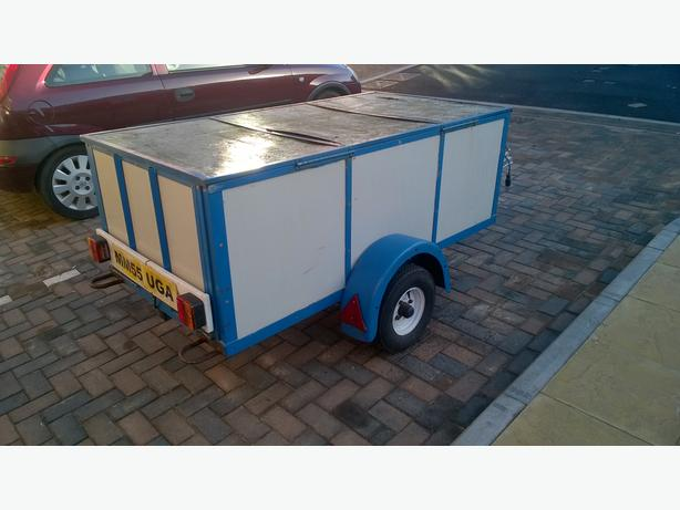 box trailer for sale (needs reboard)