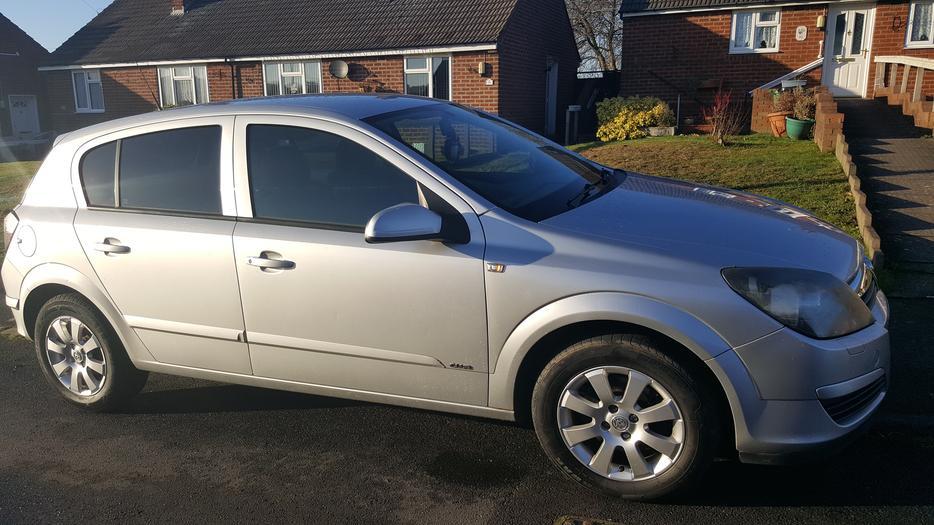 Vauxhall Astra 1 6 05 Plate Halesowen Wolverhampton