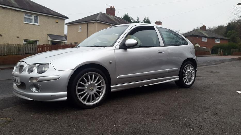 rover mg zr 1 4 twinport no time wasters dudley walsall. Black Bedroom Furniture Sets. Home Design Ideas