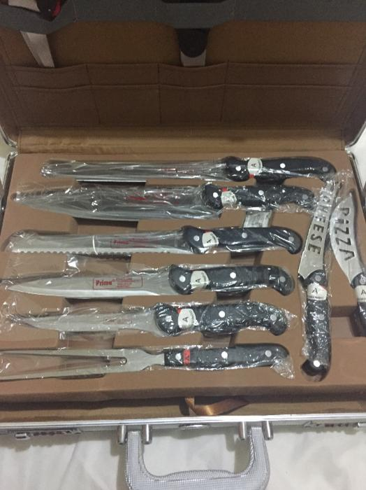 Prima 24 Pcs Deluxe Knife Set Other Dudley