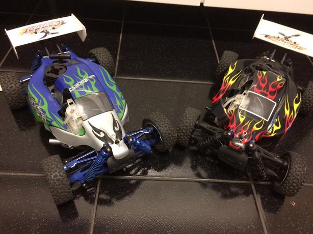 2* nitro buggys for sale