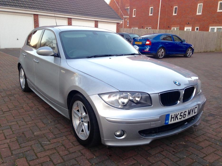 2007 bmw 1 series 118d turbo diesel other dudley. Black Bedroom Furniture Sets. Home Design Ideas