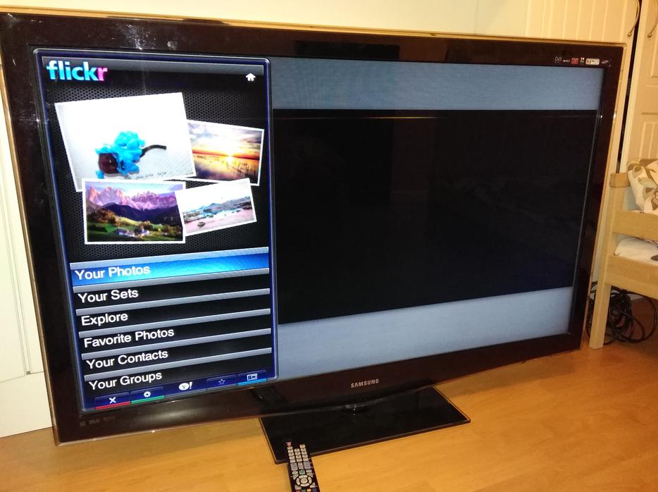samsung 55 inch fullhd tv with internet tv dlna and freeview dudley walsall mobile. Black Bedroom Furniture Sets. Home Design Ideas