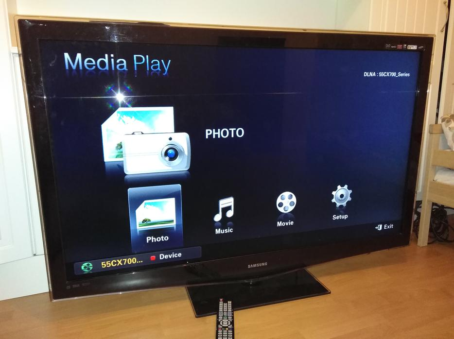 samsung 55 inch fullhd tv with internet tv dlna and freeview dudley walsall. Black Bedroom Furniture Sets. Home Design Ideas