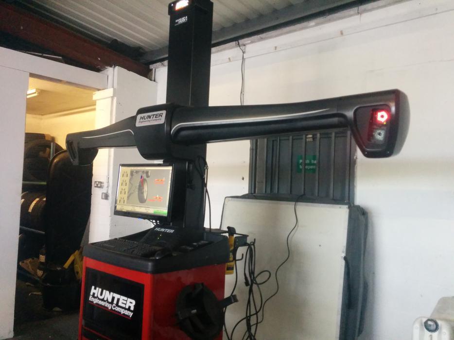 4 Wheel Laser Alignment Equipment