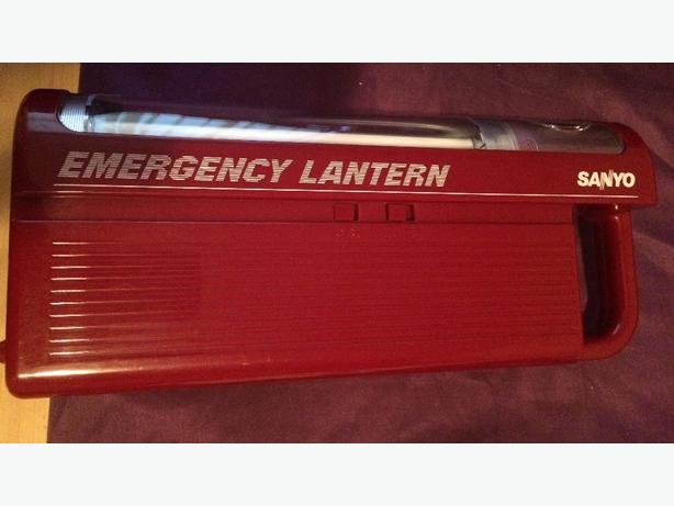 Sanyo NL-F580 Emergency Light