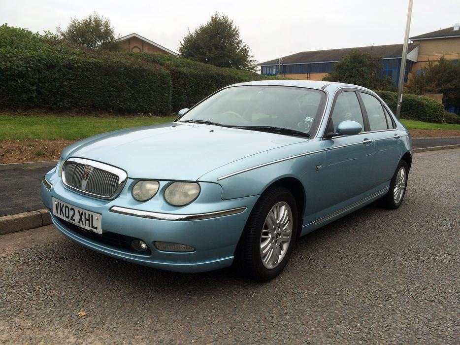 rover 75 2 0 cdt club se bmw diesel chain driven engine mot july 2017 smethwick dudley mobile. Black Bedroom Furniture Sets. Home Design Ideas
