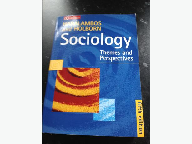 Sociology Text book