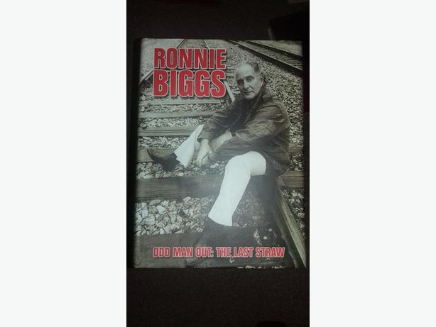 Ronnie Biggs - The Last Straw - Hardback