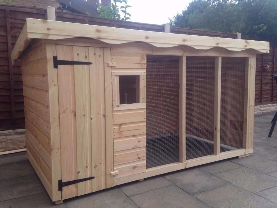 Brand New Extra Large Dog Kennel And Run DUDLEY, Sandwell