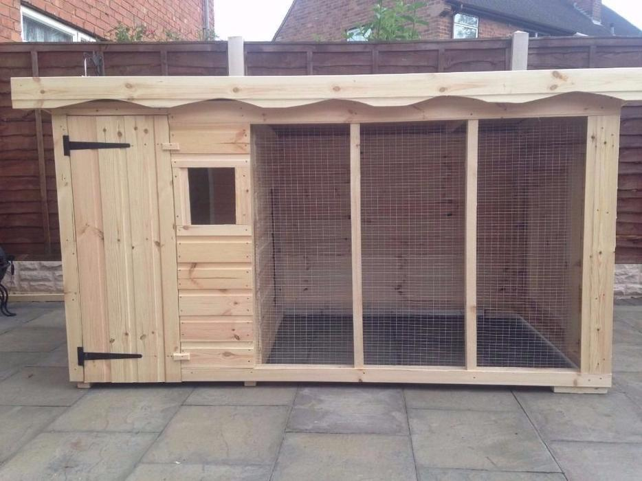 Brand New Large Dog Kennel And Run DUDLEY, Walsall