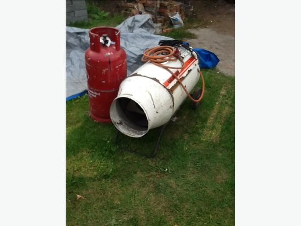 Large propane space heater other dudley - Small propane space heater collection ...