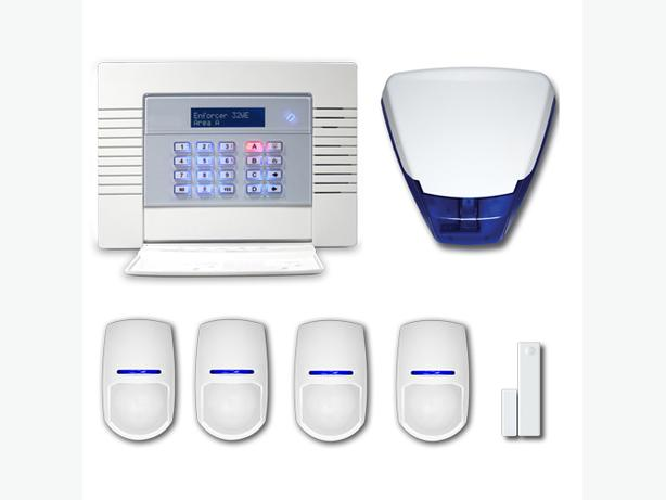 PYRONIX ENFORCER PSTN KIT 3 BURGLAR ALARM SYSTEM