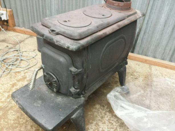 Box Wood Burner Bushbury Dudley