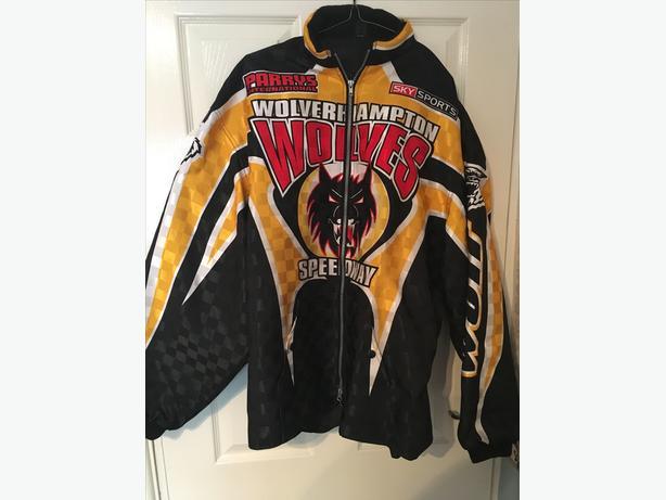 Wolverhampton speedway jacket