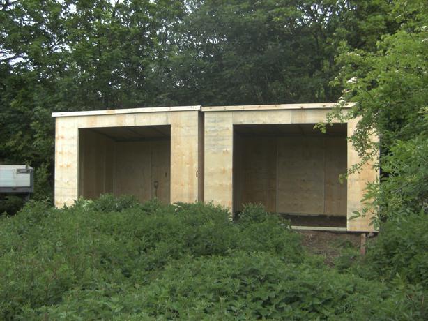 field shelter/storage