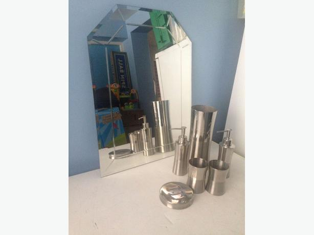 are stainless steel bathroom accessories uk there