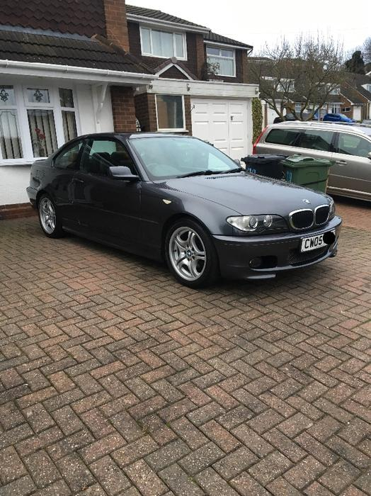 bmw 318 ci m sport halesowen wolverhampton. Black Bedroom Furniture Sets. Home Design Ideas