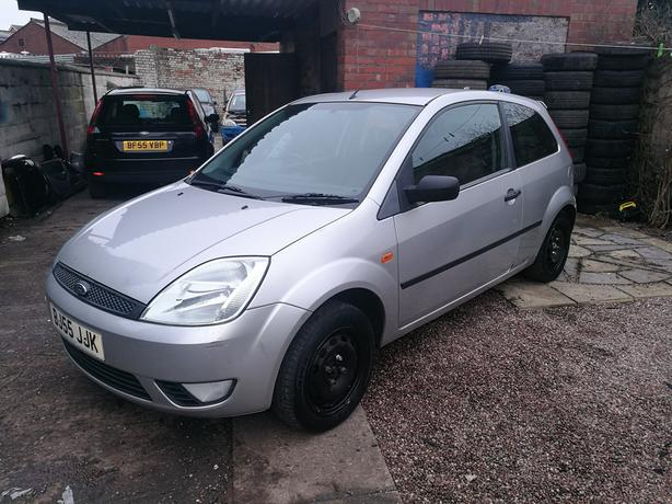 Ford fiesta 1.4 tdci 2005 breaking