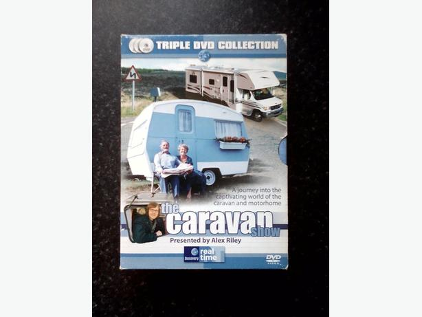 Triple DVD collection. The Caravan Show