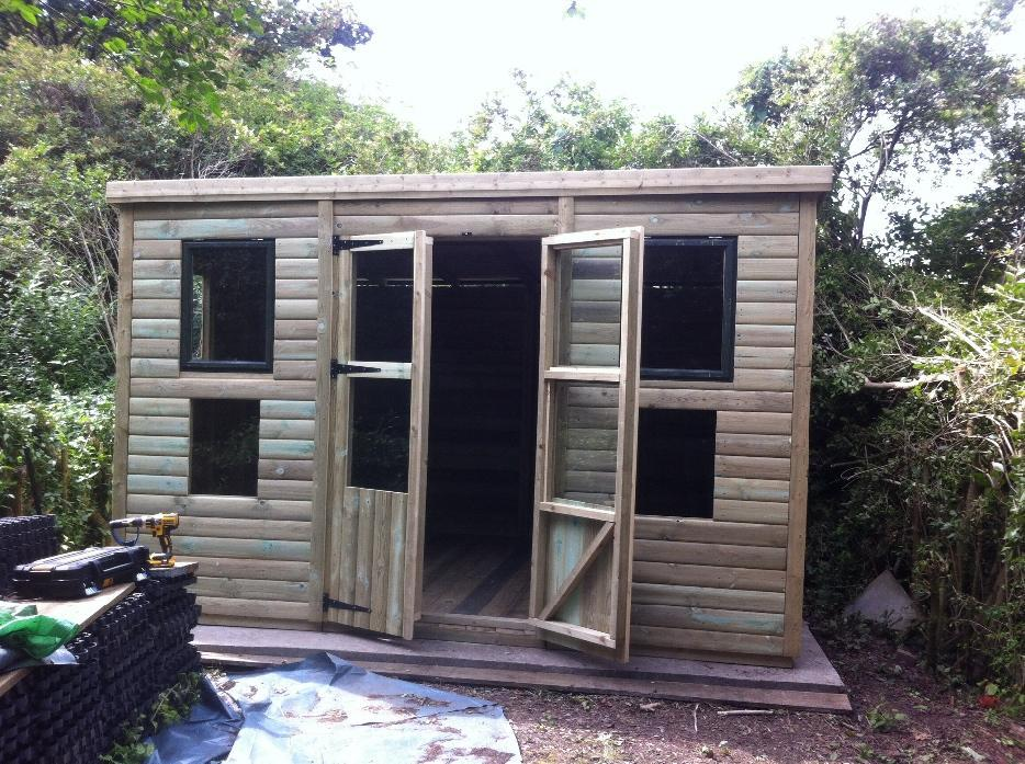 Quality Garden Buildings Dudley
