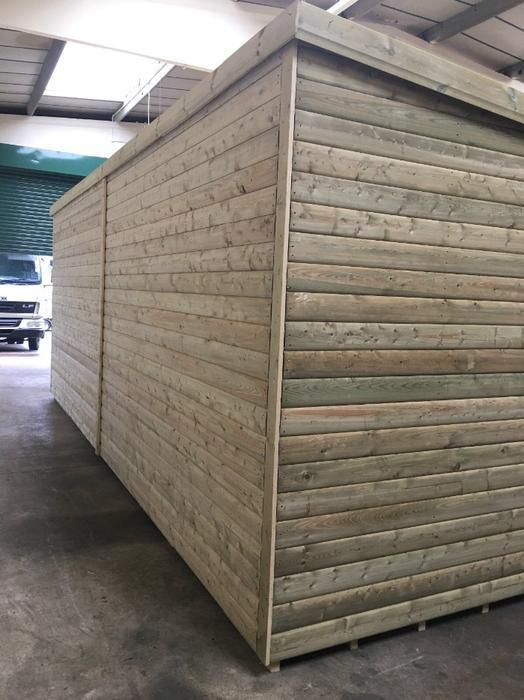 Garden sheds sale now on at shed heads free installation for Garden shed installation