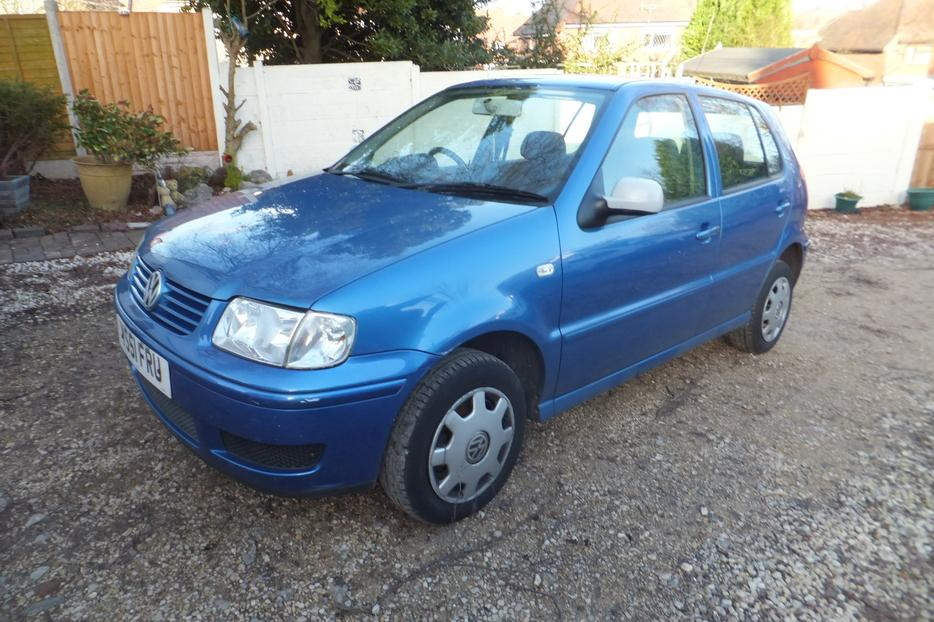 Vw Polo 1 4 Petrol 2002 Mot Expired Full Service History