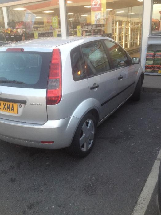 2003 Ford Fiesta 1 4 Zetec Starts And Drives Cheap Solid