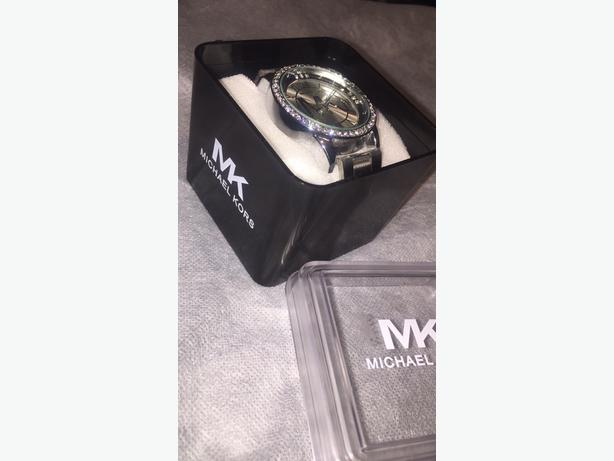 Michael Kors MK Watch - Silver - Brand new