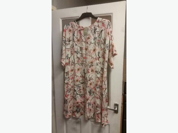 women dress size 20