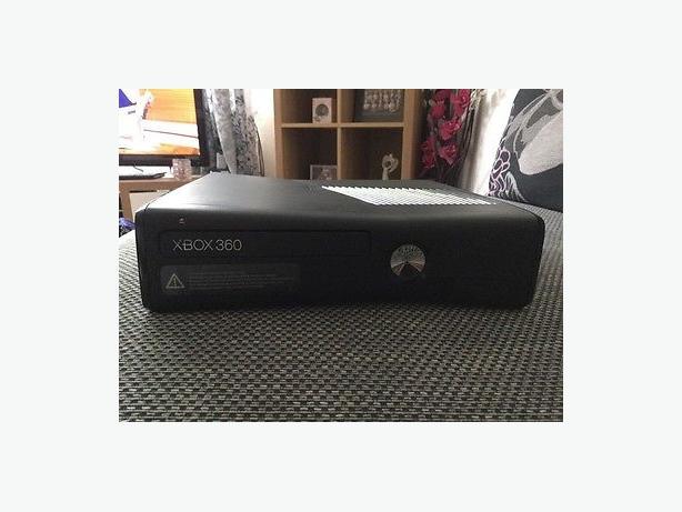 xbox 360s matte black