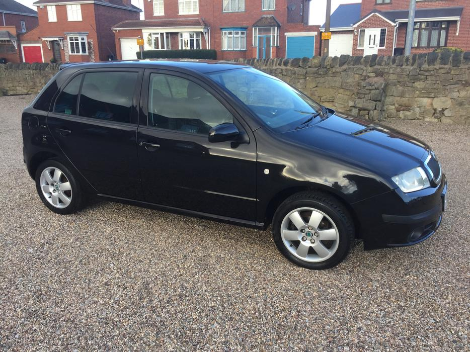 2006 56 skoda fabia 1 2 sport 12v part exchange available dudley wolverhampton. Black Bedroom Furniture Sets. Home Design Ideas