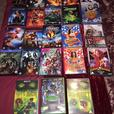 marvel and dc dvds and boxsets some new