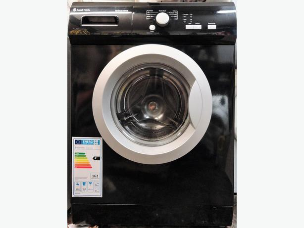 Russle Hobbs RHWM1500B automatic washing machine for sale.