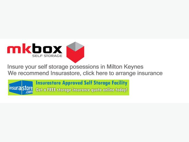 Self Storage in Milton Keynes