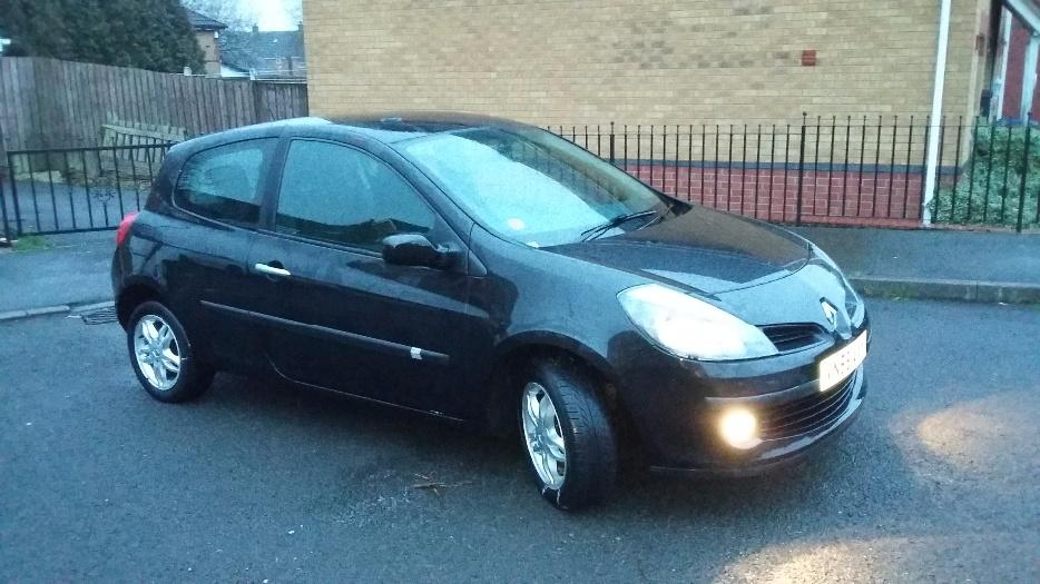 How To Unlock Steering Wheel >> 2006 56 REG RENAULT CLIO MK3 1.4 16v DYNAMIQUE 3DR.LOW MILES West Bromwich, Dudley