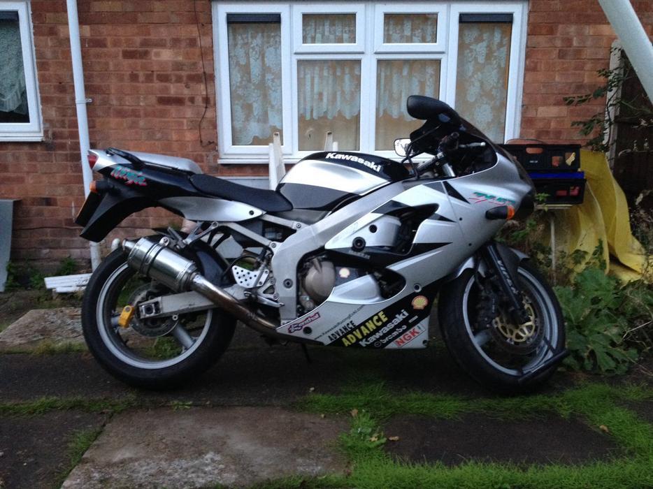 Kawasaki Ninja R For Sale Cheap