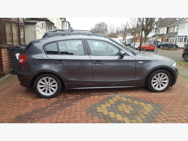 bmw 1 series 118d 2006 56 reg 5 door hatchback other sandwell. Black Bedroom Furniture Sets. Home Design Ideas
