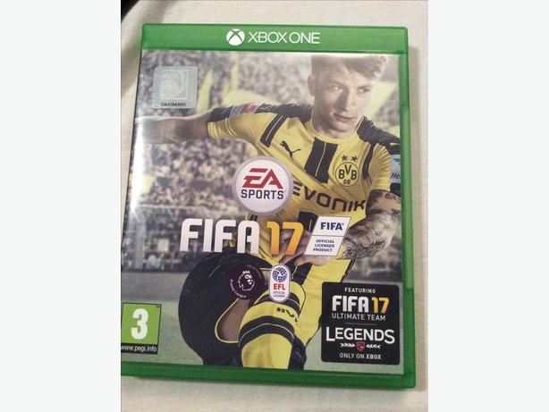 Fifa 17 xbox one  (new)