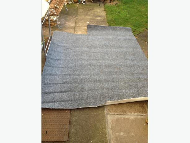 Brand new carpet offcut