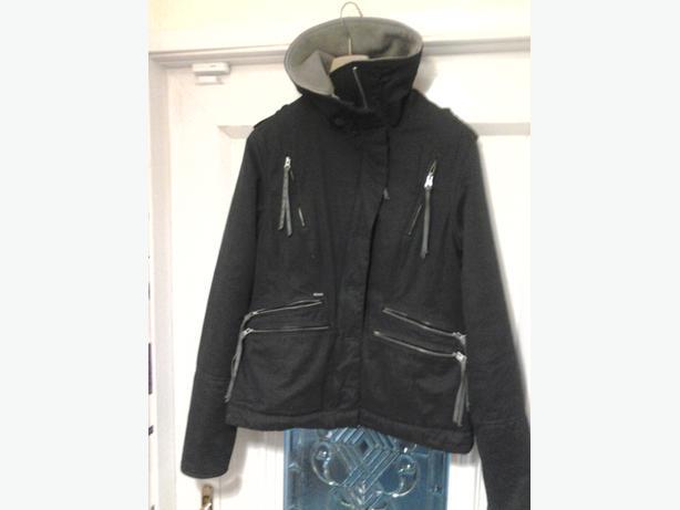 Ladies Bench Winter Lined Coat Size medium