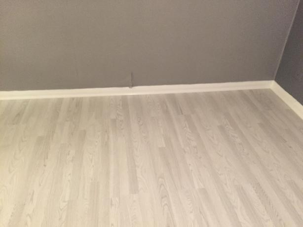 WANTED: laminate flooring or carpet