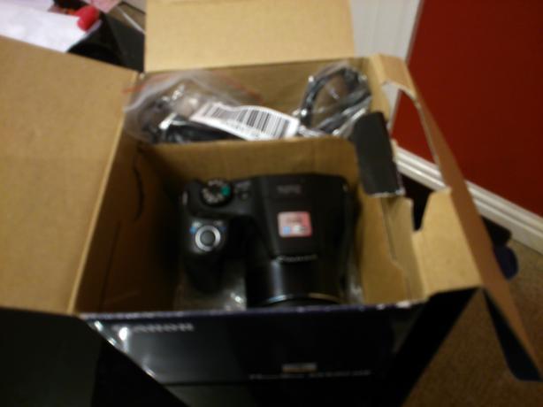 Canon Power Shot SX530 HS Digital Camera
