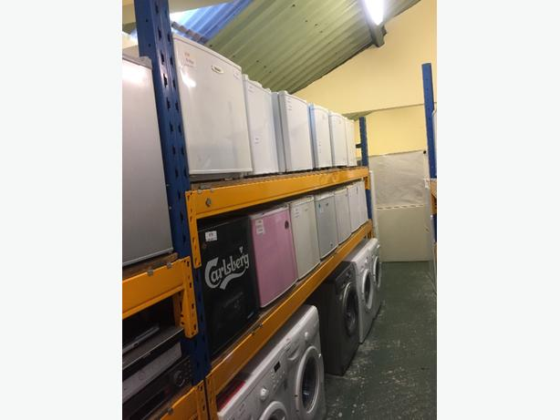 we have lots of tabletop fridges freezers in stock