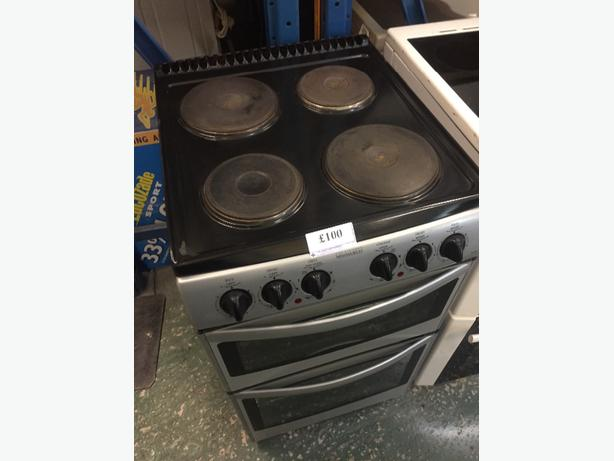 50cm cooker all working free deilvery and fitting
