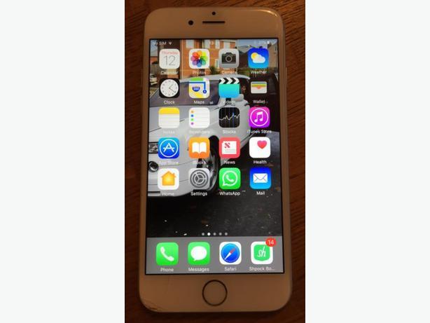 APPLE IPHONE 6S 16GB EE/VIRGIN SILVER GOOD